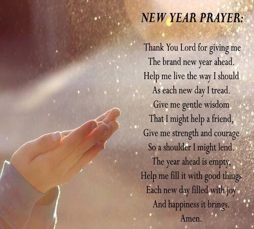 Happy New Year From All @ Trinity URC - Trinity United Reformed Church